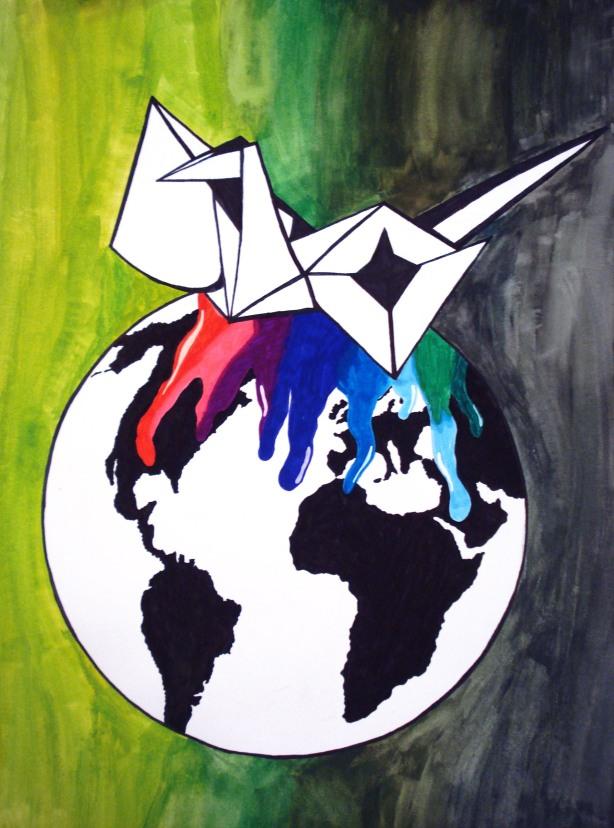 7A:n Saran rauhanjuliste