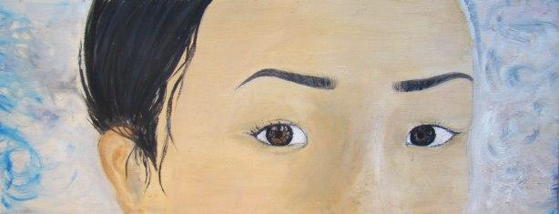 Silmät ovat sielun peili.