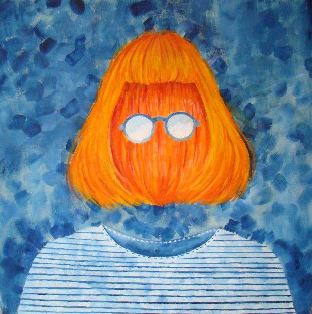"""Olen ujo, hiljainen, usein unohdettu ja huomaamaton, """"näkymätön""""."""